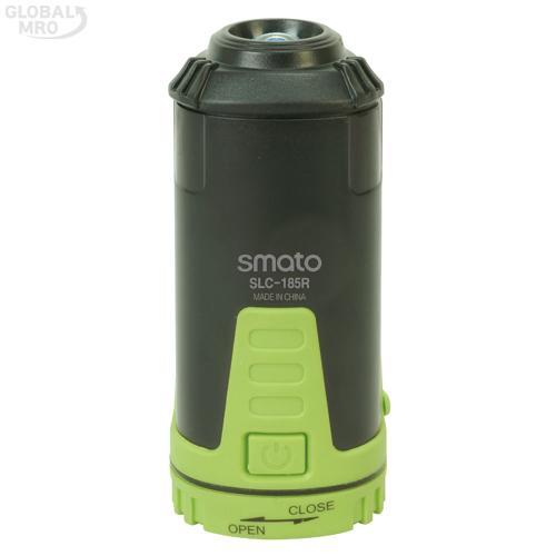 스마토 라이트 충전식 캠핑랜턴 SLC-185R(건전지無) 1EA
