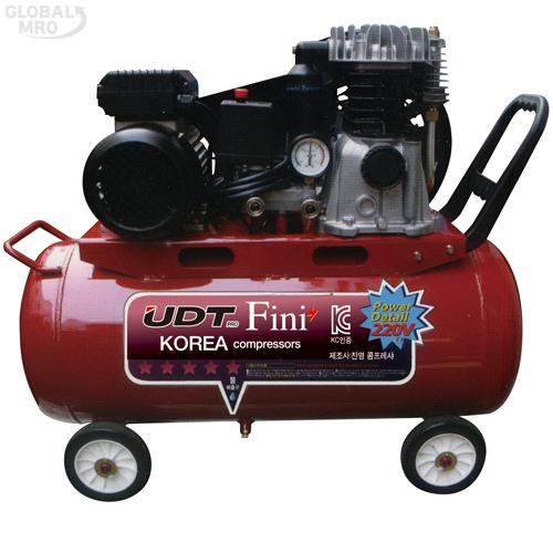 UDT FINI컴프레서 컴프레서UD-F550(120L) 1대