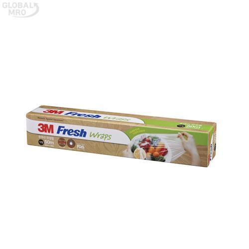3M 생활용품 위생랩 후레쉬랩(30x50) 10EA