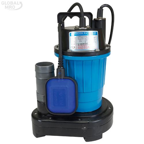 영일펌프 수중펌프(자동) YI-5000F /옵션 YI-5000F(1/2HP) 1EA