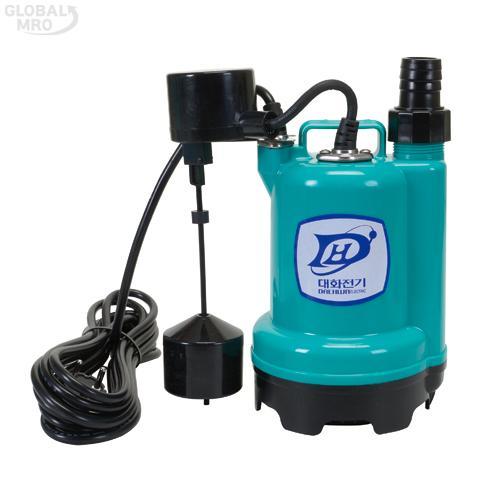 대화전기 수중펌프(자동,대형) DPW140F-220 1EA