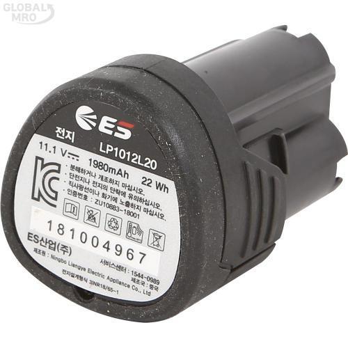 ES산업 배터리 LP1012L(12/2.0) 1EA
