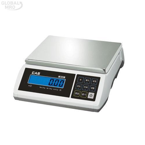 카스 전자저울(중량계수) EC-15D (15kg) 1EA