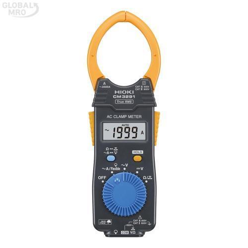 히오끼 클램프테스터(디지털) CM3291 1EA