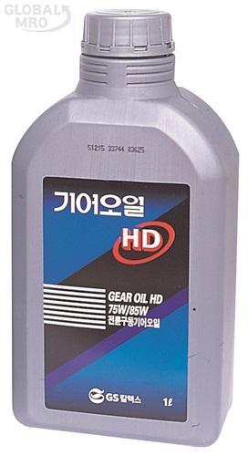 GS칼텍스 기어오일(자동차용) Kixx Geartec FF GL-4 75W-85W_12/1L 1EA