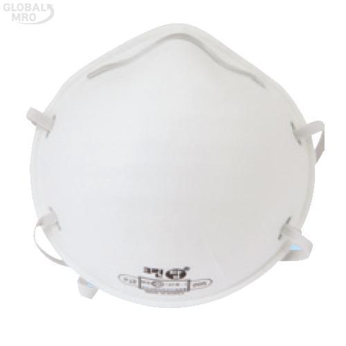 크린탑 안면부 여과식 방진마스크 203흰색 /옵션 203흰색 20EA