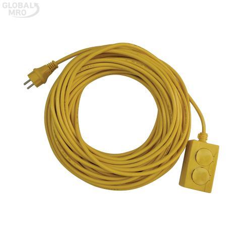 SMATO 전선릴 연장선-2구콘 SMATO-M-C2550 /옵션 SMATO-M-C2550 (2.5x50) 1EA