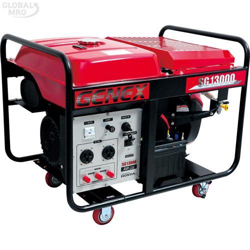 제넥스 발전기(가솔린) SG-13000EXC /옵션 SG-13000EXC 1EA