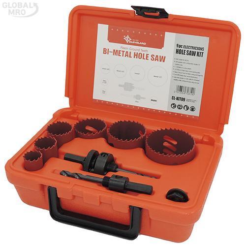 클리브랜드 홀커터 바이메탈홀커터세트 CL-KIT09 /옵션 CL-KIT09(전기배관공사용) 1SET