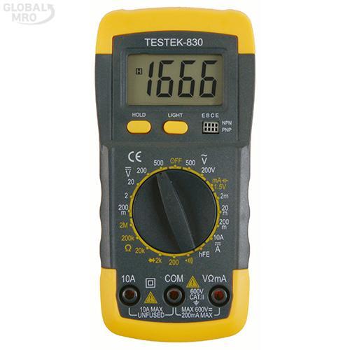 태광 디지털테스터TESTEK-830 1EA