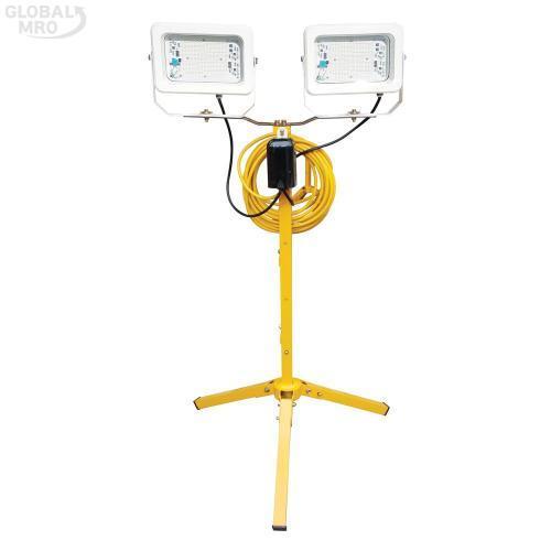 미주 LED투광기-방우형200W (100Wx2등) 1EA
