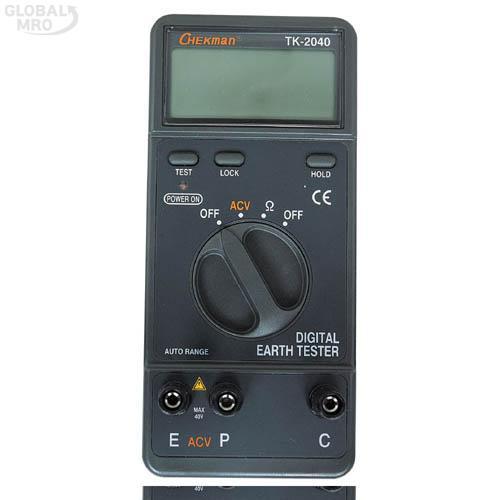 태광 접지저항계(디지털) TK-2040 1EA