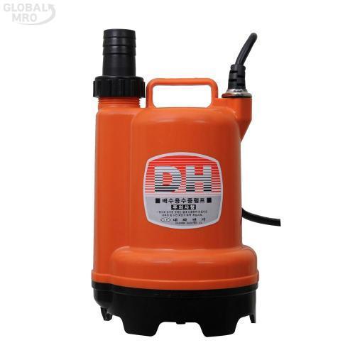 대화전기 수중펌프(자동,대형) DPW120A-24 1EA