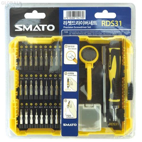 스마토 볼렌치 라쳇드라이버세트 RDS31 /옵션 RDS31 1SET