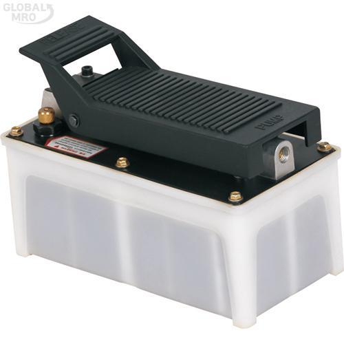 UDT유압 에어유압펌프 UD-A5105(1,600cc) 1대