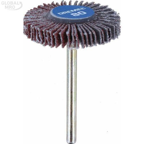 드레멜 플랩휠샌더 503 (9.5mm, #120) 1EA