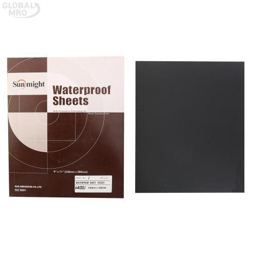 태양연마 페이퍼(종이) #320,1권(50장) 1권