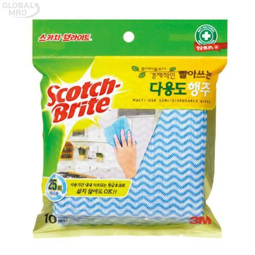 3M 생활용품 수세미WT400049159 1봉