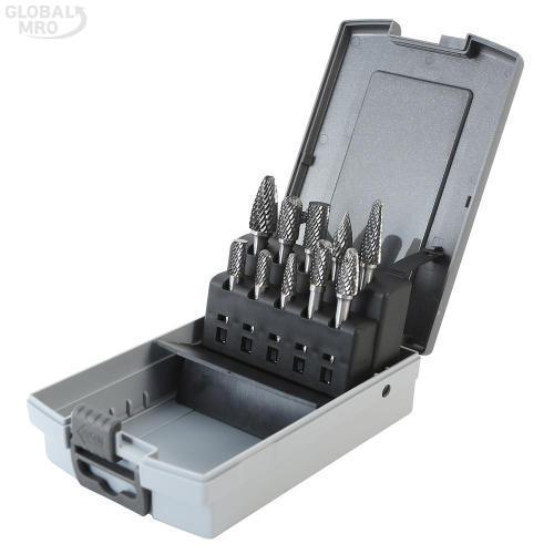 스마토 로타리바 초경로타리바세트10PCS(6mm) 1SET