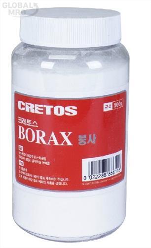CRETOS 붕사 500G / 1EA