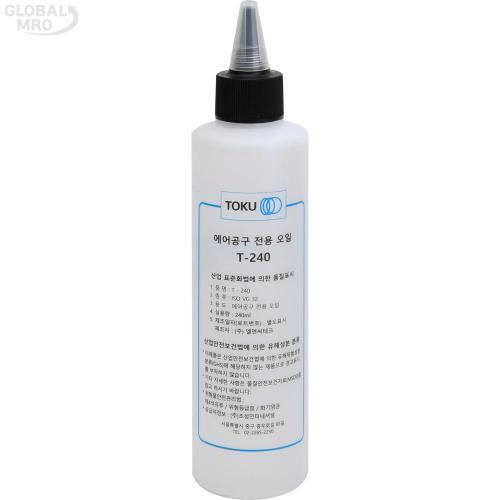 도쿠 에어공구전용윤활유 T-500(500㎖) 1EA