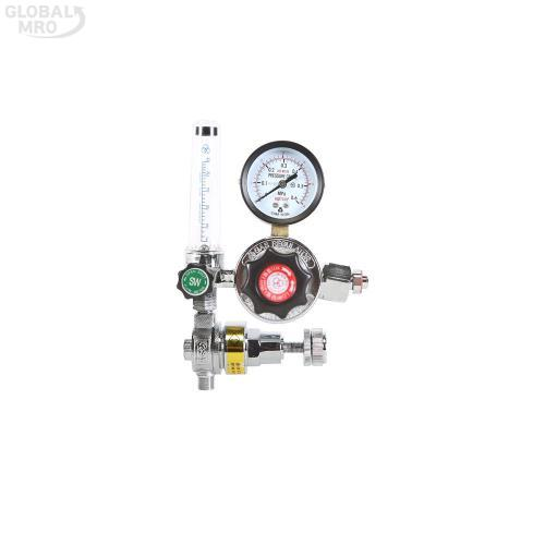 삼원 가스절약기형 조정기CO2(22MM[장]-220V) SWR-020J 1EA