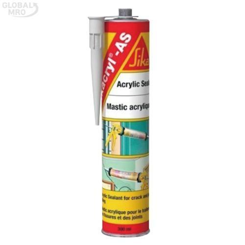 씨카 아크릴 실란트(고성능) Sikacryl AS Plus 백색 (300ml) /옵션 Sikacryl AS Plus 백색 (300ml) 25EA