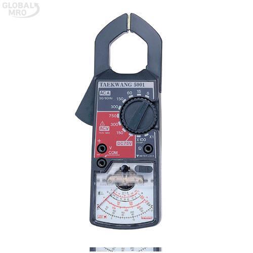 태광 클램프테스터(아날로그) TK-5001 /옵션 TK-5001 1EA
