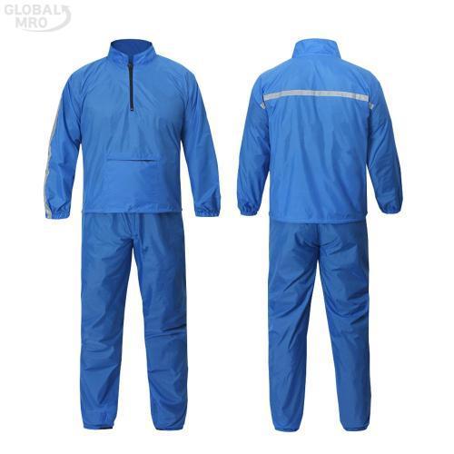 카멜로 도장복(피스복) 블루도장복 K022-M (L) 5EA