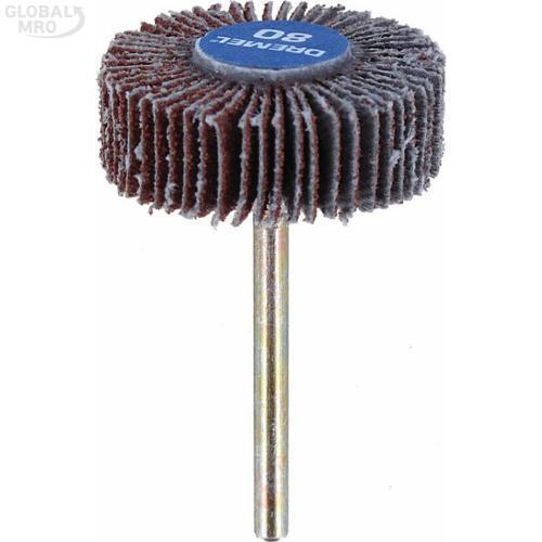 드레멜 플랩휠샌더 502 (9.5mm, #80) 1EA