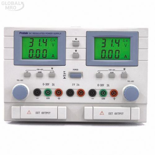 프로텍 직류전원공급기 Protek-3005T /옵션 Protek-3005T 1EA