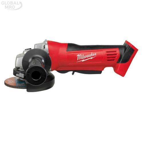 밀워키 충전그라인더 HD18 AG125-0X(배터리X,충전기X) 1EA