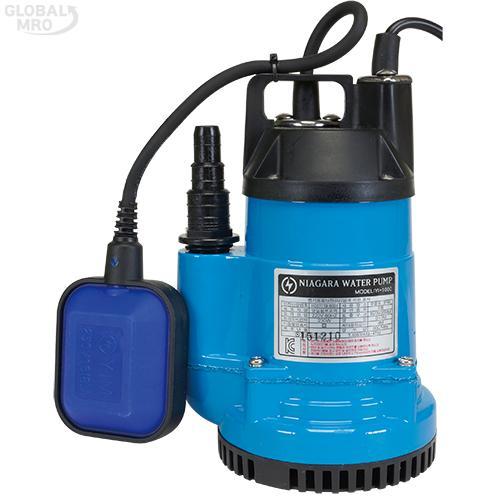 영일펌프 수중펌프(자동) YI-1000F /옵션 YI-1000F(1/6HP) 1EA