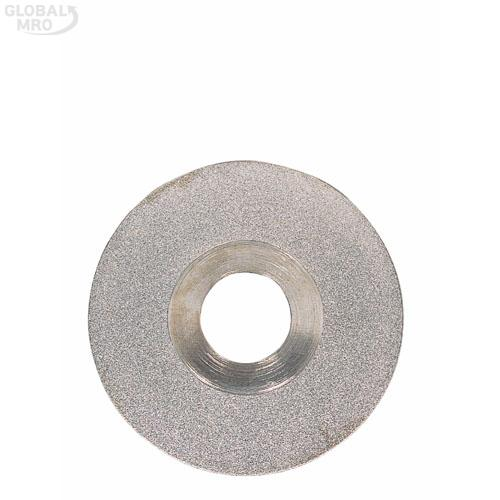 원테크 텅스텐봉연마기휠 다야몬드휠-보급형 4인치(140방) 1EA