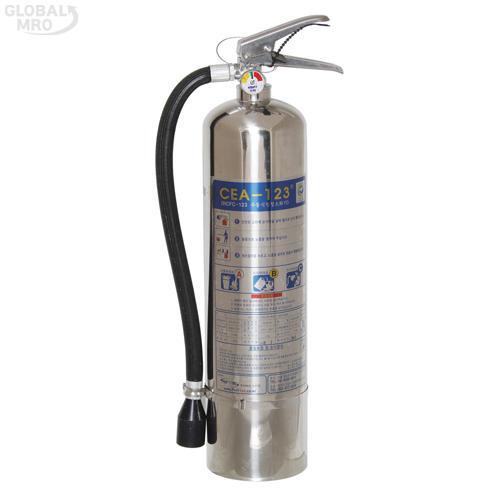 [반품불가] 대일소방 가스소화기(HCFC-123)3.5kg 1EA