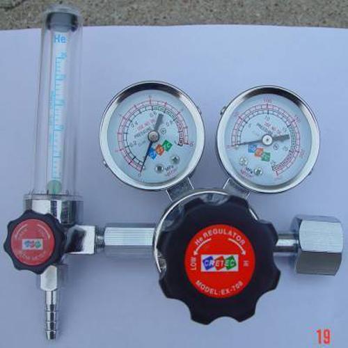 CRETOS 용단기 조정기 EX-708헬륨(HE), 좌나사 1EA