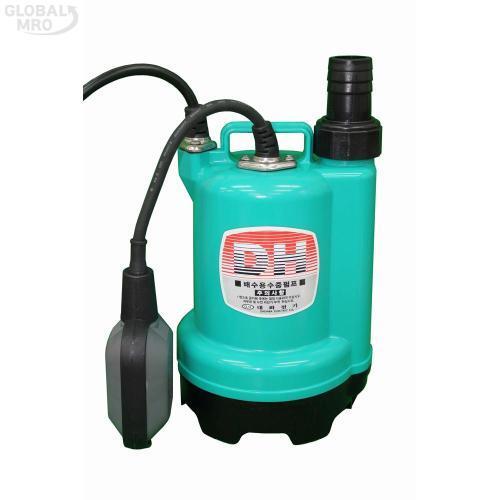 대화전기 수중펌프(자동,대형) DPW140B-220 1EA