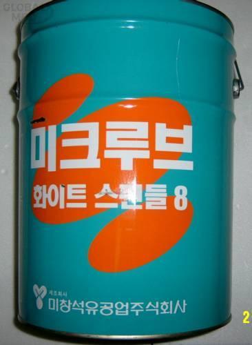 [반품불가] 미창 스핀들유8#(20L) 1EA