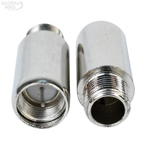 KFT압착기 커넥터RG11-23mm(7C원형커넥터)1판10개 1판