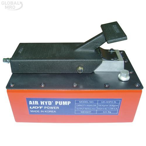 UDT삼성 에어유압펌프 UD-AHP 1.5L 1대