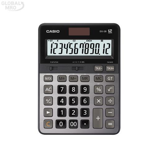 카시오 계산기 DS-2B / (old.DS-2TS) 1EA