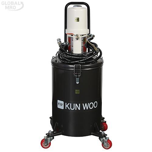 건우에어텍 에어구리스펌프 KW77-GP(슈퍼형) 1대