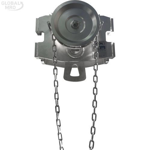 대경 기어트롤리(스테인리스) DGT-005-SS (0.5T)핸드2.5M 1EA