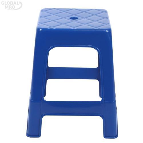 [반품불가] 대승산업 플라스틱 의자만능의자 (청색) 10EA