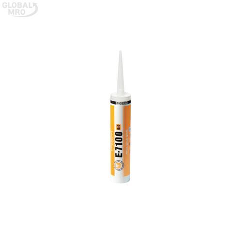 모아실리콘 욕조형실리콘 E-7100 / E-7100백색(친환경) 25EA