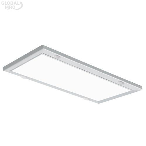 [반품불가] 보승 LED평판직하등25W 무테(600x300x47mm) 4EA