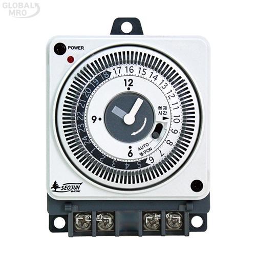 서준전기 기계식타임스위치 SJP-R21 /옵션 SJP-R21 3W 1EA