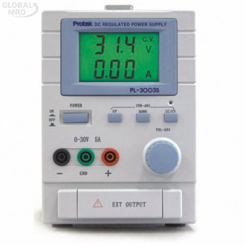프로텍 직류전원공급기 Protek-3003S /옵션 Protek-3003S 1EA