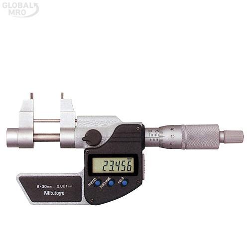 미쓰도요 디지매틱내경마이크로미터 345-251 (25-50/0.001) 1EA