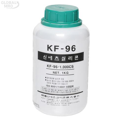 신에츠 실리콘오일 KF-96(100CS)16kg 1EA